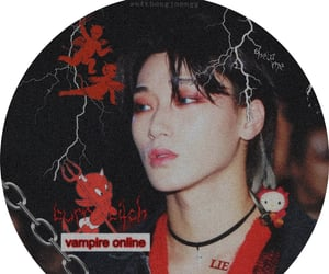Halloween, kpop, and san image
