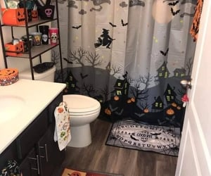 halloween decorating image