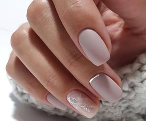 nail art, nails, and Nude image