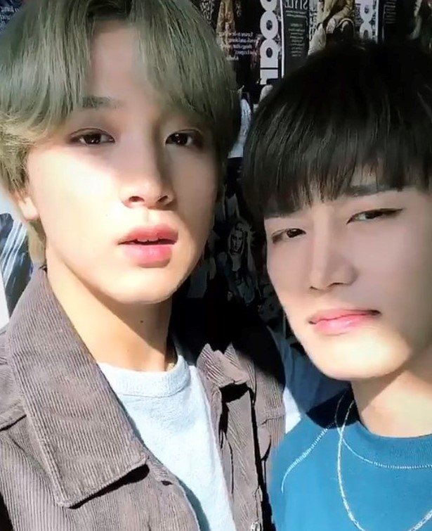 johnny, jungwoo, and taeli image