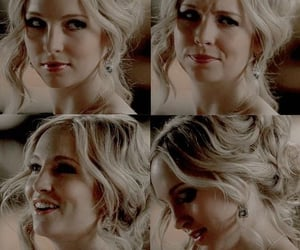 beauty, caroline forbes, and the vampire diaries image