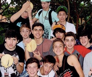 cameron, magcon, and carpenter image
