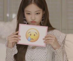 icon, blackpink, and jennie image