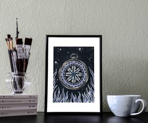 affordable art, witchy things, and magical art image