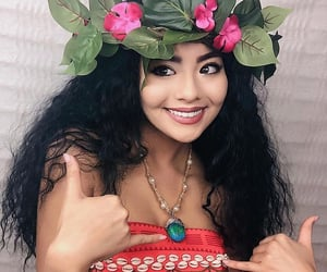 diy, Halloween, and moana image
