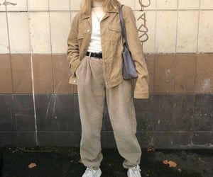 beige, fashion, and inspo image