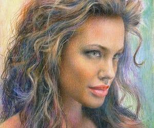 actress, angelina-jolie, and beautiful image