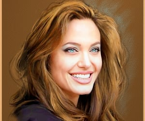 actress, angelina-jolie, and hollywood image