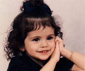 selena gomez, baby, and selenagomez image