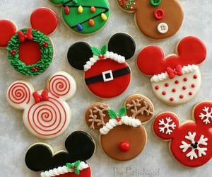 biscuits, christmas, and natale image
