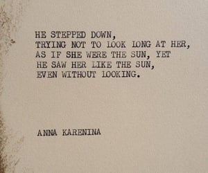 love, anna karenina, and quotes image