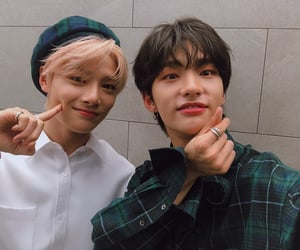 hyunjin, jeongin, and i.n image
