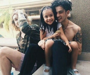 george, cute, and the 1975 image