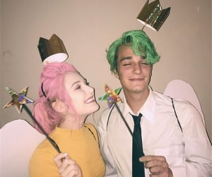 Halloween, couple costume, and diy halloween costume image