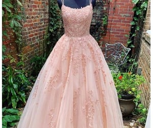 evening dress, prom dress, and prom dresses image