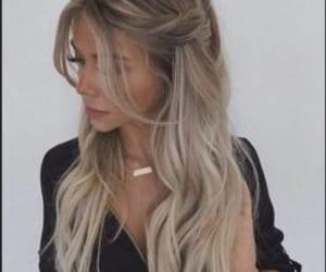 beautiful, beauty hair, and girl image