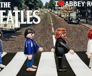 abbey road and playmobil image