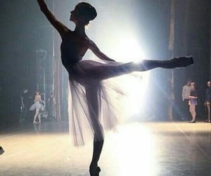 article, ballet, and dancing image