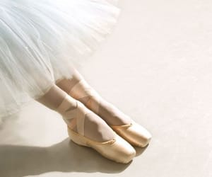 ballet, girl, and white image