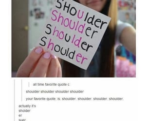 romance, shoulder, and tumblr image