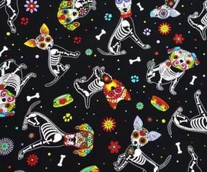 background, dia de muertos, and mexico image