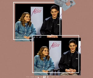 after movie, hero fiennes tiffin, and josephine langford image