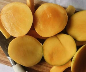 fruit, mango, and food image