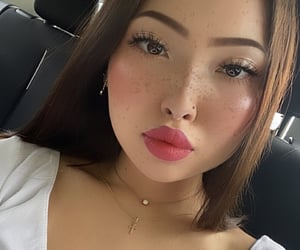 asian, makeup, and chinese image