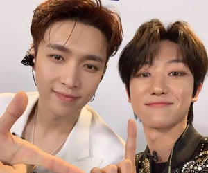 lay, Seventeen, and the8 image