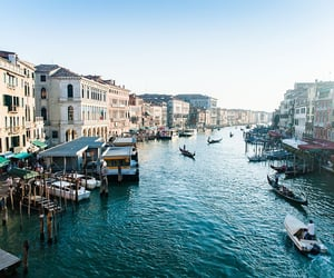 europe, travel, and venice italy image