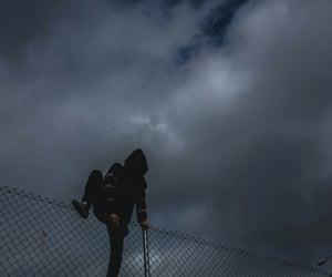 grunge, sky, and alternative image