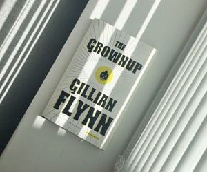 bibliophile, short story, and gillian flynn image