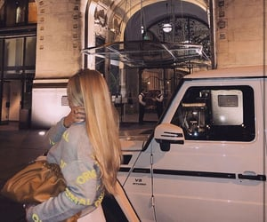 car, chic, and fashion image