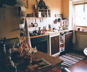 home, vintage, and kitchen image