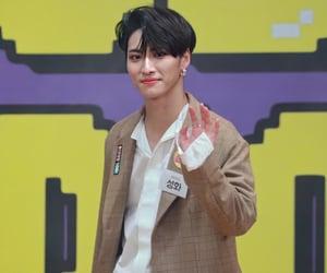 k-pop, hongjoong, and san image