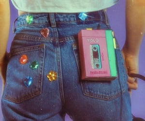 aesthetic, 90s, and vintage image
