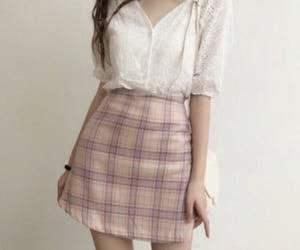 aesthetic, korean, and clothes image