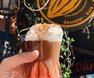 delicious, dessert, and drink image