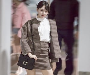 korean fashion, kpop, and loafers image