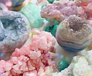 colors, crystals, and geology image