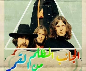 Pink Floyd, rock, and the dark side of the moon image