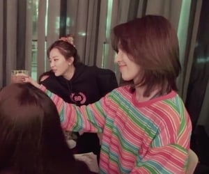 girlfriend, red velvet, and low quality image