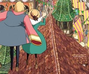 anime, Hayao Miyazaki, and japan image