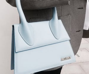 bags, luxury, and jacquemus image