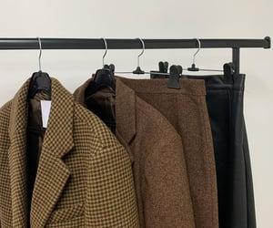 autumn, fashion, and neutral image