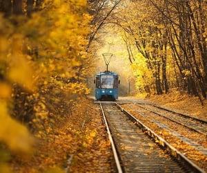 autumn colors, moscow, and autumn season image