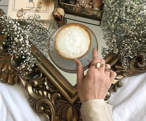 accessories, coffee, and style image