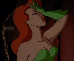 cartoon, poison ivy, and tumblr image