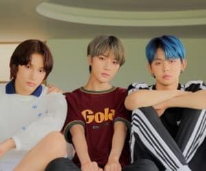 article, taehyun, and bighit image