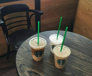 coffee, starbucks, and friends image